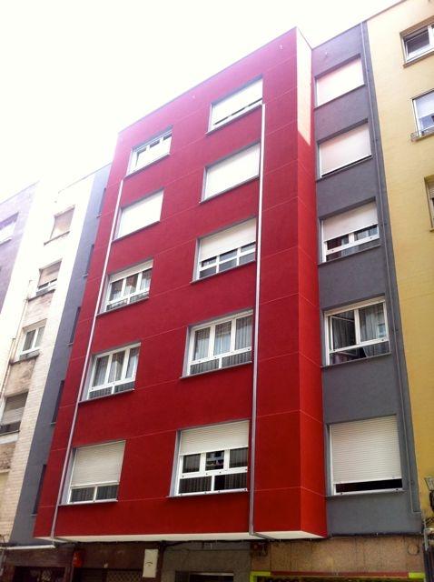 Rehabilitacion de fachadas rehabilitaci n edificios for Fachadas contemporaneas de edificios