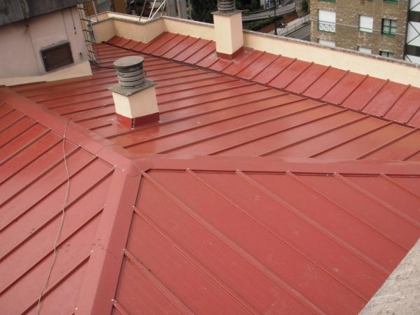 Tejados rehabilitacion de edificios reformas oviedo Cubiertas de tejados
